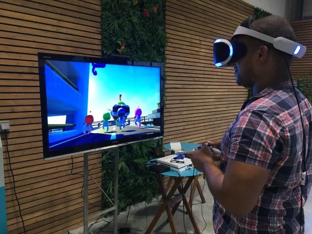 evenement ps4 realite virtuelle ludi planet. Black Bedroom Furniture Sets. Home Design Ideas