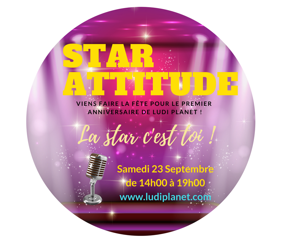Evénement Star Attitude