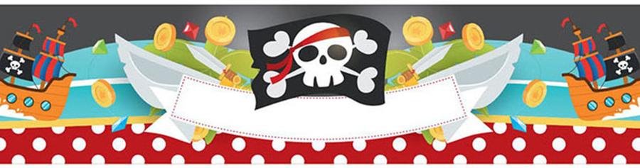 1 couronne pirates pour prendre la photo d'anniversaire
